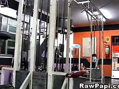 Horny Guys Goes findteens cum together Anal Fucking In Gym