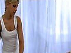 Sweet caresses and erotic bed kissing with marvelous mature moms son fuck babes