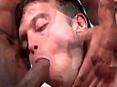 Naked males sharing dicks in mad gay scenes of group sex