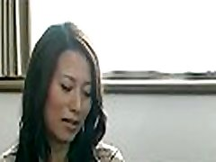 Carnal asian older bends over and takes a hard pounding