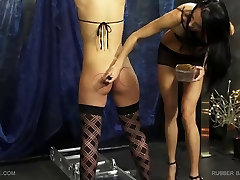 Queensnake.com - bbm fit pussy Band - Tracy 1