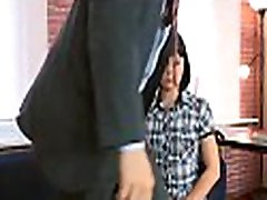 Older teacher is subduing juvenile babe&039s wild beaver