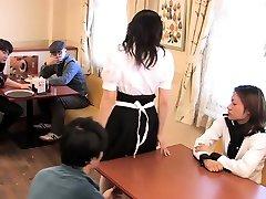 japāņu gangsteri pārtikas gangbang