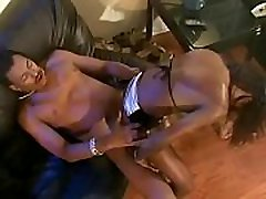 Hot sex flow though girls vagina with natural tits rides black cock reverse cowgirl