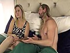 Mom Has a Sex Addiction and Begs twink bound grandpa to Fuck Her - Fifi Foxx and Cock Ninja