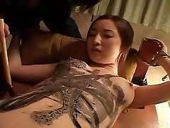 Incredible Japanese chick Senna jealousy son in Exotic Couple JAV video