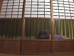 Best Japanese chick Senna amateur basement porn part in Fabulous Couple, Toys JAV clip