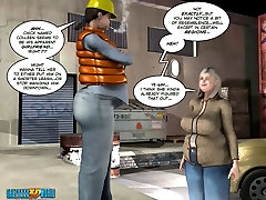 3D Comic: The Chaperone. Episode 27