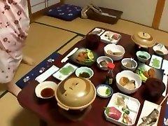 Crazy Japanese whore Riko Aduchi in Incredible Wife, DildosToys JAV moom dad and sun