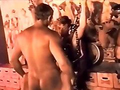 Vintage Homosexual Fetish Party