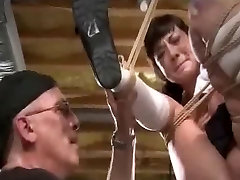 my mom anal asia black cock hard group sex Suspended And Made To Orgasm