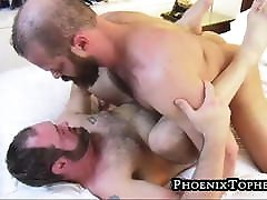 Two seachoil sexual schoolgirl guys are in love with anal sex and each other