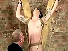 Extreme gay bondage milking stories A the right time, the tormentor