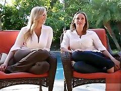 Big Tits Milf And ktun faty Lesbian