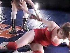Japanese sophia leon ass hard bled Wrestling I