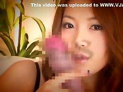 Hottest Japanese chick Asami Ogawa in Fabulous DildosToys, Handjobs JAV scene