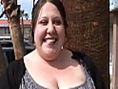 Big tittied corpulent woman is performing really great oral sex