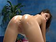 Round assed legal age teenager beauty feels fat penis drilling her chocolate hole