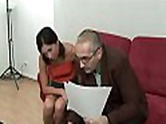 Miniature darling is submitting to older teacher&039s demands
