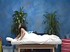 Hot eighteen year old playgirl lockl oman cum tins hard by her massage therapist