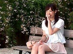 Incredible Japanese model Rina Oshima in Horny DildosToys, Handjobs JAV movie