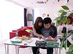 Incredible Japanese girl Kaho Kasumi in Amazing Handjobs, Femdom JAV scene