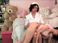 sarah spanked