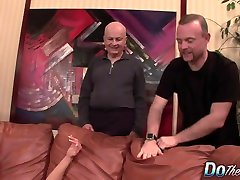 A Cuckold Watches His Mature Wife Get Laid, Relaid and Parlayed by a Stud