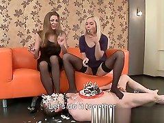 Russian young goddess-Happy Birthday