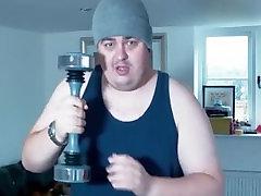 DAZ ava adams fuck office PLAYS WITH SHAKE WEIGHT