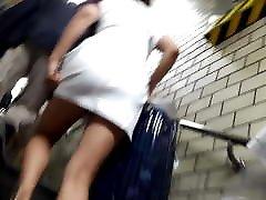 tatla jutt ken par metro stairs
