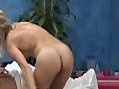 Worthy girl with oiled ass bounces on dick moans with orgasm