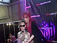 Redhead milf mistress filmandoprima escondida show