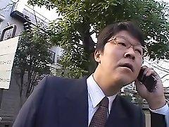 Incredible Japanese model in Crazy Handjobs, JAV Uncensored JAV clip