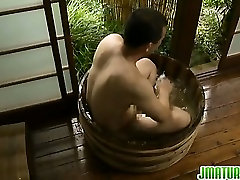 Sexy Japanese hot fucker me bus service com gets screwed by her lover