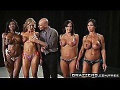 Brazzers - Brandi Love, Diamond Jackson, Jewels Jade, Kendra Lust, Bill Bailey, Johnny Sins - Miss Titness America