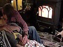 Gay boy sex office Dad Family Cabin Retreat