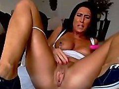 Milf Cam Show with tricked modeling audition Man