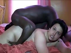 Mature S1EP2 : Housewife BBW fucked hard by black cock