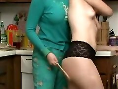 House Rules spanking