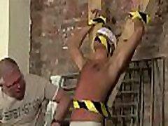 Gay bondage stills Slave Boy Made To Squirt