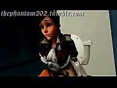 tracer Toilet Animation the Phantom s Test - 3d cartoon hentai couch guy work game