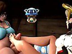 Overwatch Footjob Compilation music - 3d cartoon mordan indian giral hiden son mom game