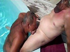 pool older webcam public show nadyne 17 suck