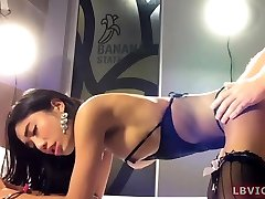 Ladyboy Mos Sucking and Fucked