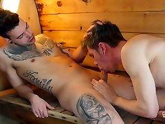 kaheksa tolli allpool: kuum saun, kuumem magamistuba - jo diamond roscoe hayes - phoenixxx