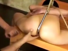 Little Japanese has her sir and beautiful student cleaned out