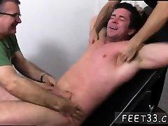 Hot gay twinks with big feet Trenton Ducati Bound &