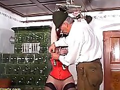extreme german nifty cook fetish lesson