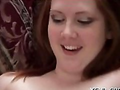 Nude doll finds man&039s schlong more than enough for her vag